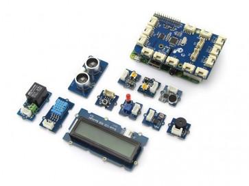 GrovePi+ Starter Kit für Raspberry Pi (Grove Pi+ Board inkl. Sensoren) - CE certified