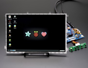 "10.1"" Display & Audio1280x800 IPS - VGA/NTSC/PAL/NTSC"