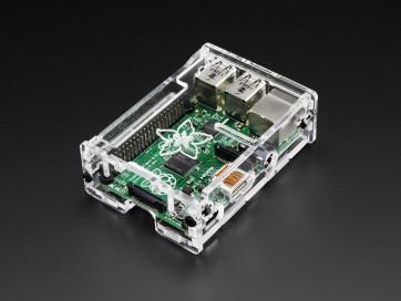 Adafruit Pi Box Plus - Gehäuse für Raspberry Pi Model B+ und Pi 2 und Pi 3