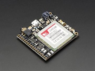 Adafruit FONA 3G Cellular Breakout - European version - mit GPS