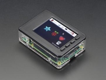 "Faceplate und Buttons Pack für 2.8"" PiTFTs - Raspberry Pi B+ / Pi 2"