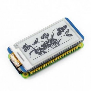 2.13inch E-Ink Display HAT - ePaper (250x122)