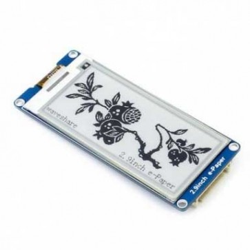 2.9inch E-Ink Display Module - ePaper (296x128)