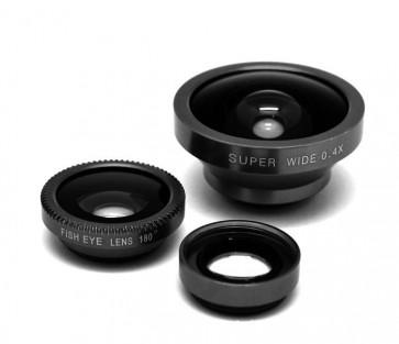 3 in 1 Camera Lens Set