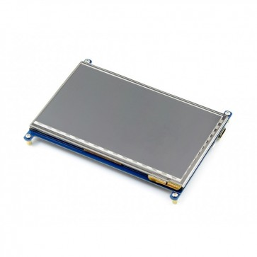 Waveshare Display 7inch HDMI LCD (B), 800×480