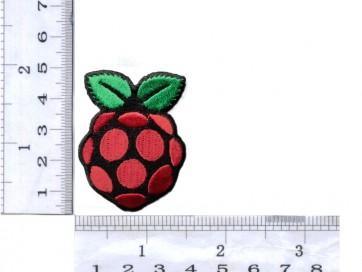 Raspberry Pi Sticker zum Aufbügeln