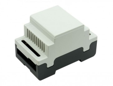 RasPiBox Zero Lite - Basic (DIN Rail Case)
