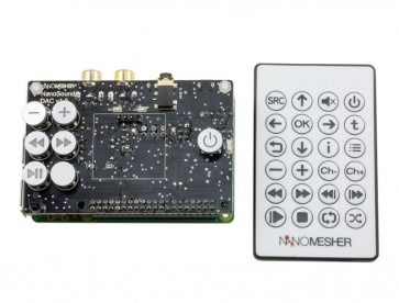 Nanomesher - NanoSound DAC Basic