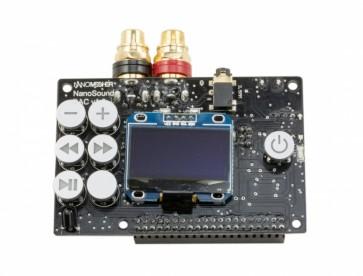 Nanomesher - NanoSound DAC Pro w/ OLED Screen