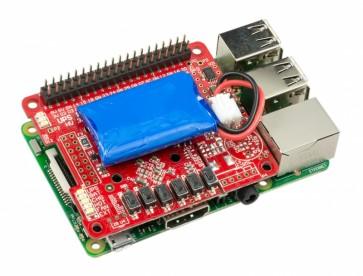 UPS PIco - Uninterruptible Power Supply & I2C Control HAT - USV