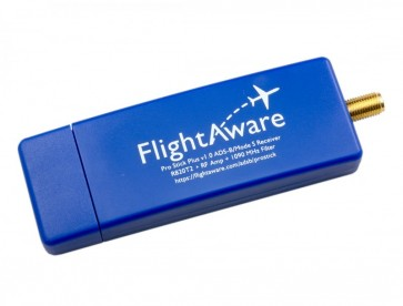 FlightAware Pro Stick Plus (USB SDR ADS-B Receiver)