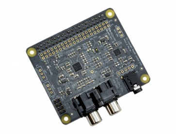 IQaudIO Pi-DAC PRO Full-HD Audio Card