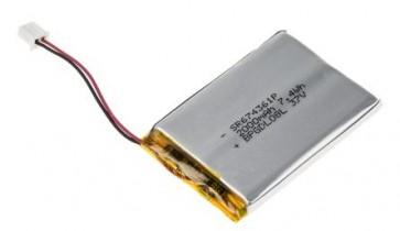 Lithium Ion Polymer Battery - 3.7v 2000mAh