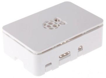 ABS Mini PC Gehäuse, weiss für Raspberry Pi 2 und Pi 3