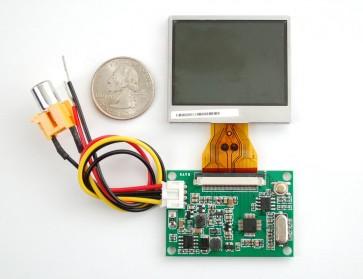 """NTSC/PAL (Television) TFT Display - 2.0"""" Diagonal"""