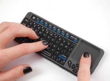 Drahtlose Tastatur - Wireless Mini Keyboard