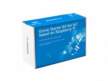 Grove Starter Kit for IoT based on Raspberry Pi (Microsoft Azure)
