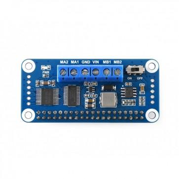 Motor Driver HAT für Raspberry Pi (I2C Interface)