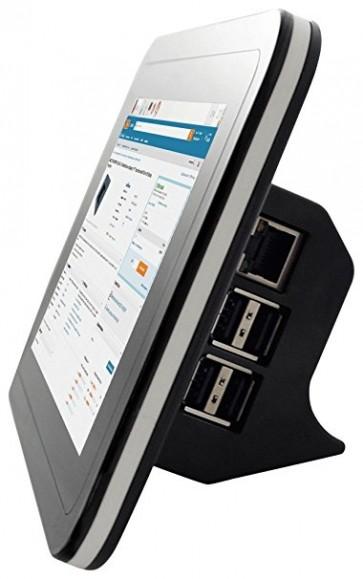 Multicomp Gehäuse für Raspberry Pi 7 Zoll Display der Foundation