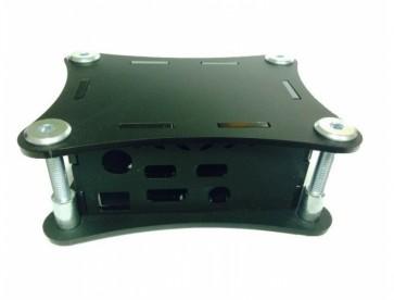 Pi-DAC+ Case (Black Pi-Case+) für IQaudIO DAC+