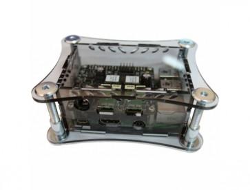 Pi-DAC+ Case (Smoke Pi-Case+) für IQaudIO DAC+