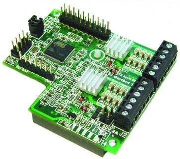 Gertbot: Robotics Board für Raspberry Pi