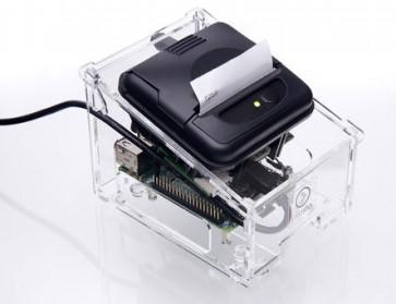 Pipsta: Tragbarer Drucker Raspberry Pi