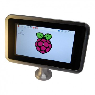 PiggiPi Display Ständer für Original Raspberry Pi Display