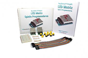 Raspberry Pi - Spiele Programmieren mit der LED Matrix