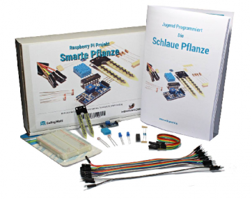 Raspberry Pi - Das Schlaue Pflanze Kit