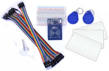 Raspberry Pi RFID (NFC) Kit