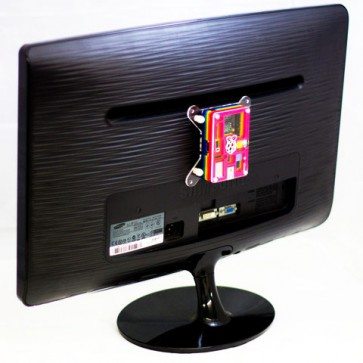 Pimoroni Pibow VESA Mount
