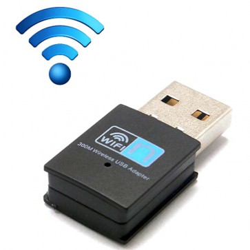 USB WiFi Wireless Network Adapter für Raspberry Pi (300Mbps)