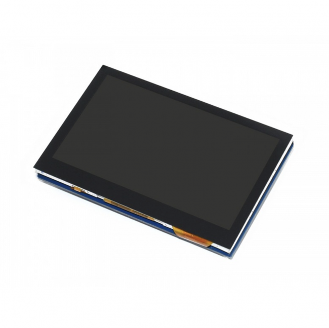4 3inch Capacitive Touch LCD, 800x480