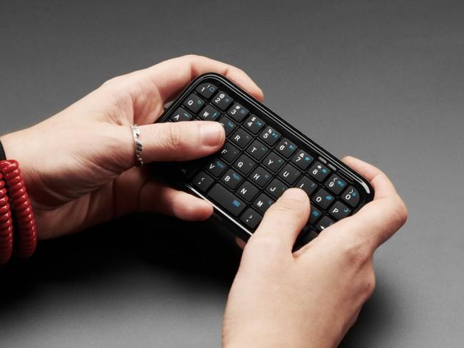 a7cf4619589 Raspberry Pi - Mini Bluetooth Keyboard/Tastatur