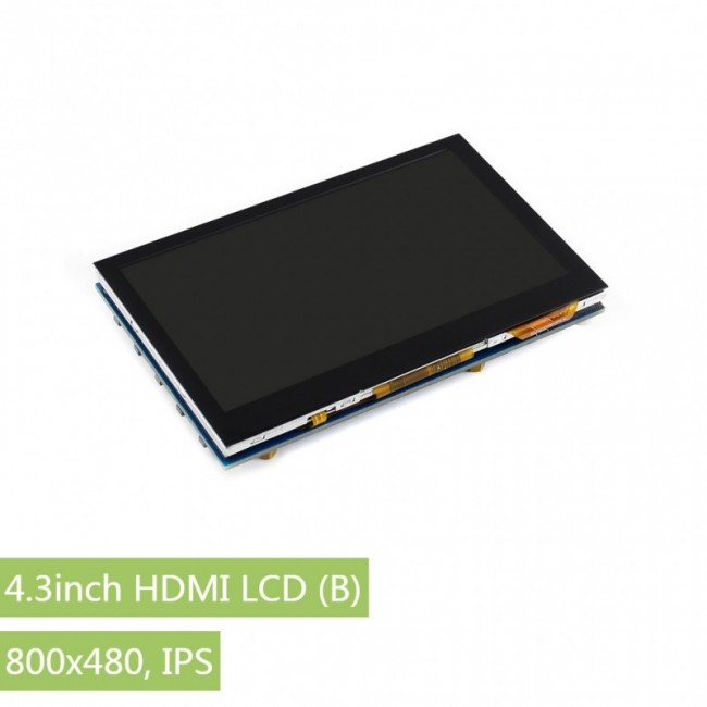 4 3inch HDMI LCD (B) IC Test Board