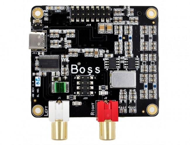 Allo BOSS - Raspberry Pi