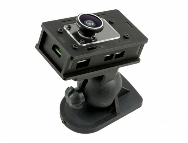 ModMyPi - Pi Camera Box Bundle (Case, Lens & Wall Mount) - Zero