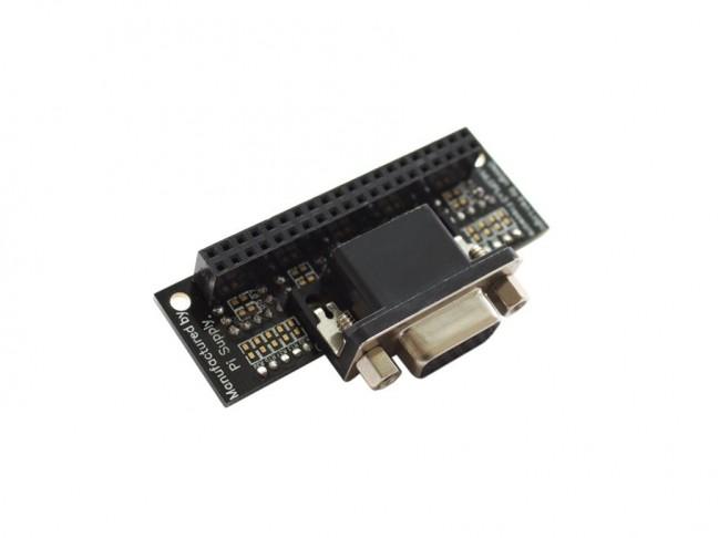 Gert VGA 666 – Hardware VGA für Raspberry Pi (Kit)