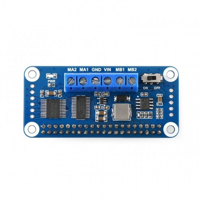 Fabulous Raspberry Pi Motor Driver Hat Fur Raspberry Pi I2C Interface Wiring Cloud Hisredienstapotheekhoekschewaardnl