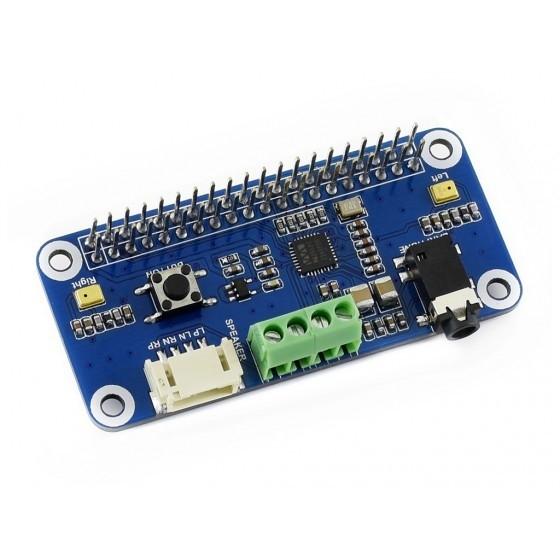 WM8960 Hi-Fi Sound Card HAT for Raspberry Pi