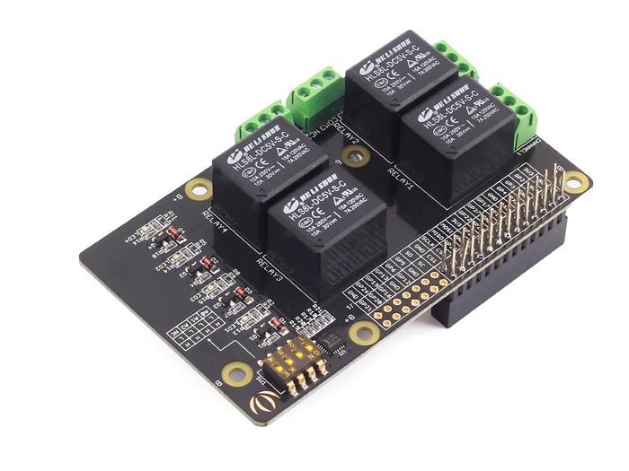 Raspberry Pi Raspberry Pi Relay Board V1 0 Pi Shop Ch