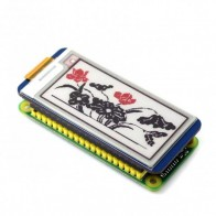 2.13inch E-Ink display HAT for Raspberry Pi, three-color (212x104)