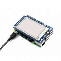 2.7inch E-Ink Display HAT for Raspberry Pi, three-color (264x176)