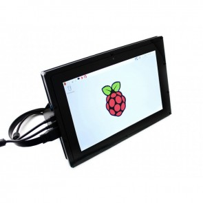 Waveshare Display 10.1inch HDMI LCD (B) (with case), 1280×800, IPS
