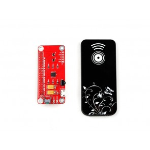 52Pi - Switch Remote Control Module IR Remote Control Power Button