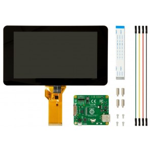 "Original Raspberry Pi 7"" Touchscreen"