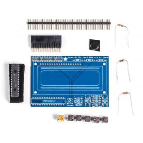 Adafruit Blue&White 16x2 LCD+Keypad Kit für Raspberry Pi