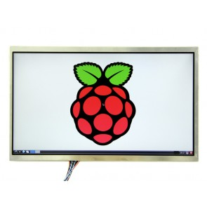 10.1' Zoll LCD Display - 1366x768 HDMI/VGA/NTSC/PAL