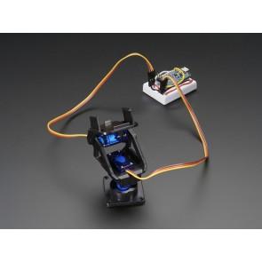 Mini Pan-Tilt Kit - Komplett mit Micro Servos